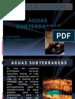 9 Aguas Subterraneas