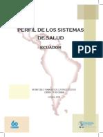 Perfil Ecuador