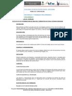 Especificaciones Tecnicas_muro de Contencion