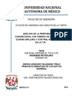 PROYECTO DE PERFORACION DIRECCIONAL