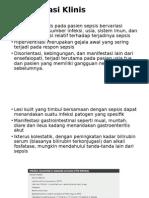 Diagnosis Septik