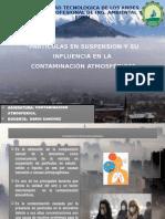 PM y Su Relacion Con La Contaminacio Del Aire. FINALpptx FLOR Y RUBI
