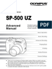 SP-500 UZ Advanced Manual