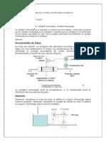 Tarea de Control de Procesos Quimicos