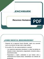 Benchmark Recursos Humanos