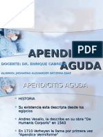 Expo Apendicitis