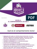 5  LVA Y COMPORTAMIENTO LECTOR.ppt