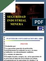 Seguridad Minera Polvo