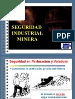 Seguridad Minera Perforacion y Voladura