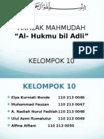 AKHLAK KELOMPOK 10