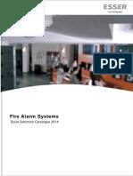 ESSER Catalogue