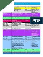 Van Diemen Fencing Club Calendar COLOUR 2016 PDF