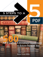 5 steps to a 5 book