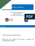 7. Índices de Fase y Operación en Paralelo de Transformadores - Copia