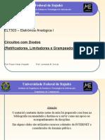 Analogica I (5) Circuitos Diodos 2 2013