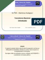 Analogica I (7) BJT 2013