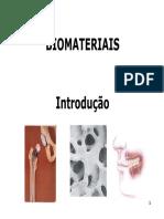 Modulo Biomateriais