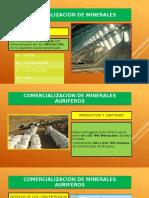 Comercialización de Concentrados de Plomo Plata Oro