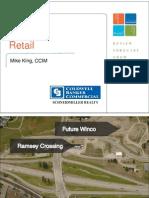 Retail (Mike King) - 2010 Kootenai County Market Forum