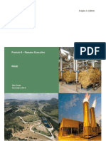Estudo Sobre o Potencial de Geração de Energia a Partir de Resíduos de Saneamento (Lixo, Esgoto), Visando Incrementar o Uso de Biogás Como Fonte Alternativa de Energia Renovável