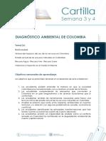 Diagnostico Ambiental en Colombia