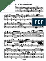 Et Incarnatus Est-Mozart Great Mass in C Minor K 427- Vocal Score