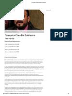12-12-15  Fomenta Claudia Gobierno humano - Ehui