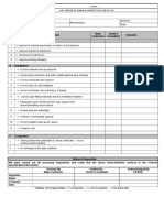 M - HW - pipework INSPECTION CHECKLIST.doc