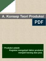 5.Produksi Dan Biaya Produksi