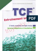 TCF Entrainement Intensif