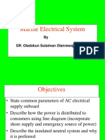 Marine Electrical System
