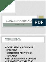 Sesion 5-7-8 - Concreto Armado
