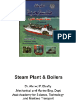 Steam Plant & Boilers