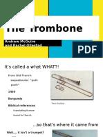 trombone presentation