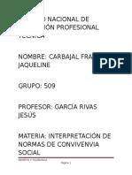 JAQUE CF