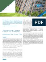 ResearchAndForecast Jakarta Apartment 2Q2014