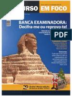 Revista Concurso Em Foco Bancas