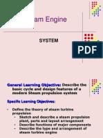 Steam Engine - System