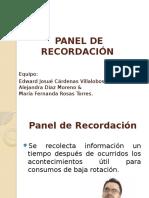 Exposición de Panel-de Recordación.pptx