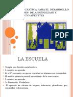 Okgestion Democratica Para El Desarrollo de Comunidades De
