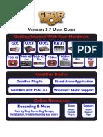 GearBox 3.7 User Manual (Rev C) - English