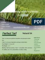 natural 84 product card