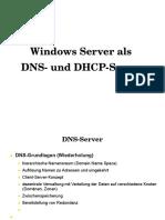 DNS u Dhcp Server