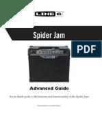 Spider Jam Advanced Guide (Rev B) - English