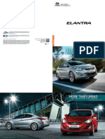 Brochure Elantra