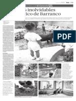 Recuerdos inolvidables del zoológico de Barranco