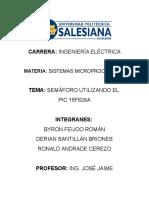 Proyecto - Semáforo