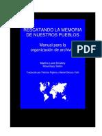 Manual de Archivos