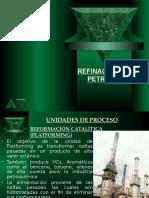 Refinación Petróleo