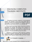 Envision Computer Training Institute